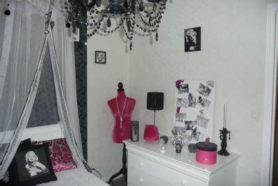 Chambre Pour Ado Fille Styliste by Deco Chambre Ado Fille Marilyn