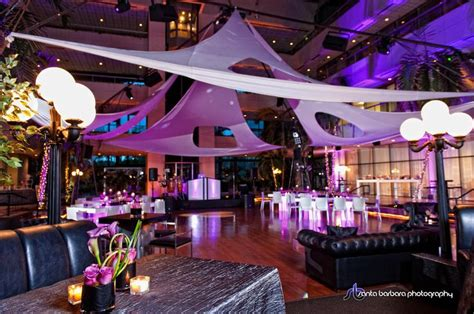 pavillon grill southbeach style wedding at the pavilion grille wedding