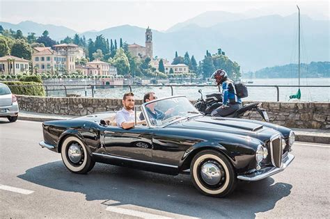 photo report at the 2017 concorso d eleganza with a
