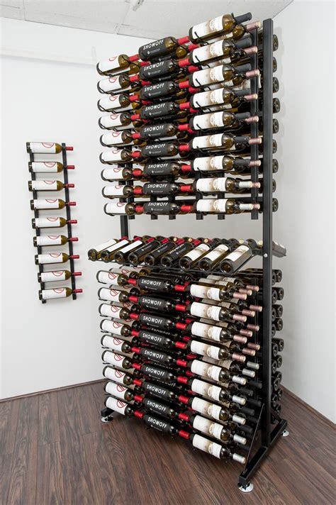vv idr7 idr 7ft 7 foot high island wine rack