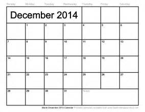 blank monthly calendar template 2014 search results for blank december calendar 2014