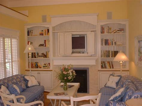 Built In Wall Units For Living Rooms by White Beadboard Built In Cabinets Archives North Country