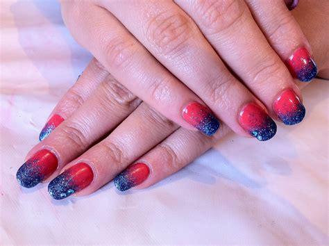 Cnd Nails brush up and up cnd shellac nail tropix and