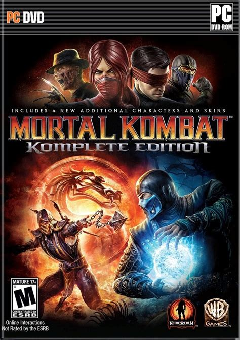 mortal kombat pc games full version free download mortal kombat complete edition pc game free download full