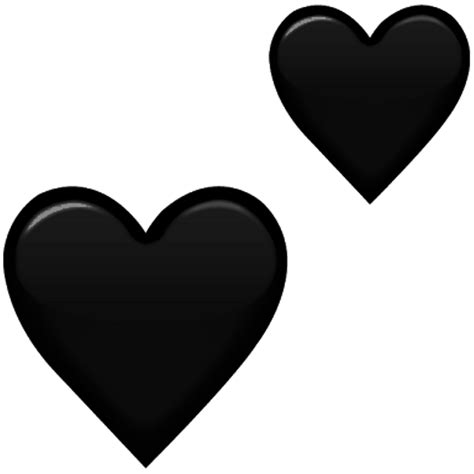imagenes tumblr png love tumblr emoji hearts corazones heart corazones blacks