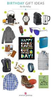 birthday gifts for guys american greetings