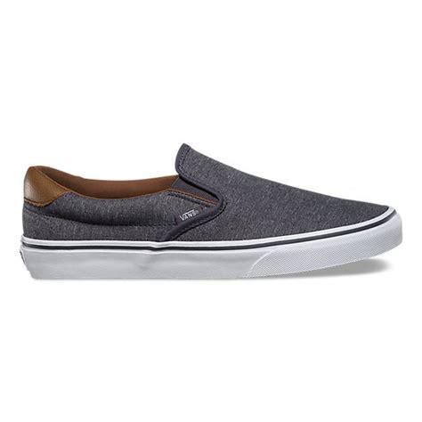 Vans Denim Slip On denim c l slip on 59 shop shoes at vans