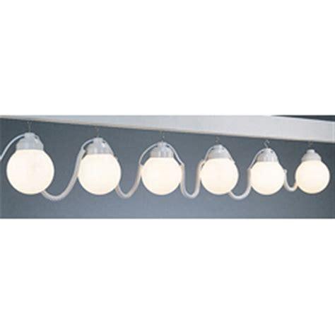 Polymer Products 110v White String Globe Lights 6 Pk Rv String Lights Outdoor