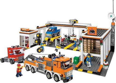 Preisvergleich Autowerkstatt by Lego 174 7642 1 City 7642 Gro 223 E Autowerkstatt City 2009
