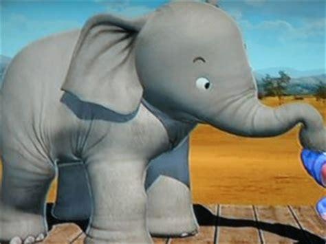 Backyardigans Elephant On The Run Asian Elephant The Backyardigans Wiki