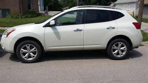 nissan rogue 2010 sl awd 2010 nissan rogue pictures cargurus