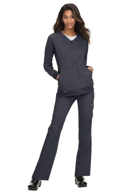 koi scrub jacket 445 koi lite clarity ribbed panel scrub jackets