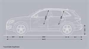 Audi Dimensions Dimensions Gt Audi Tunisie