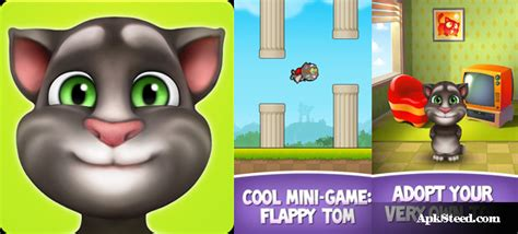 my talking tom 2 for windows 7 8 xp pc or