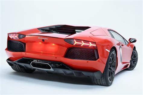 How Can I Buy A Lamborghini Aventador 2012 Lamborghini Aventador Lp700 4 In Depth Autoblog