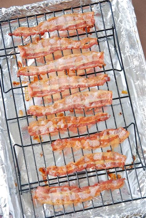 Baking Bacon On A Rack by 25 Best Oven Baked Bacon Ideas On Cooking