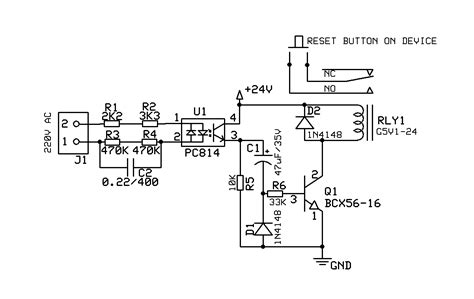 transistor restart transistor or relay instead of button electrical engineering stack exchange