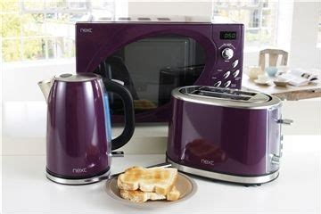 purple kitchen appliances would look awesome in my plum kitchen appliance products
