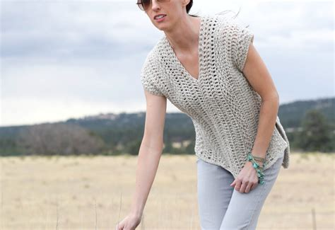 shirt pattern on pinterest the quot topcho quot easy crochet shirt pattern mama in a stitch
