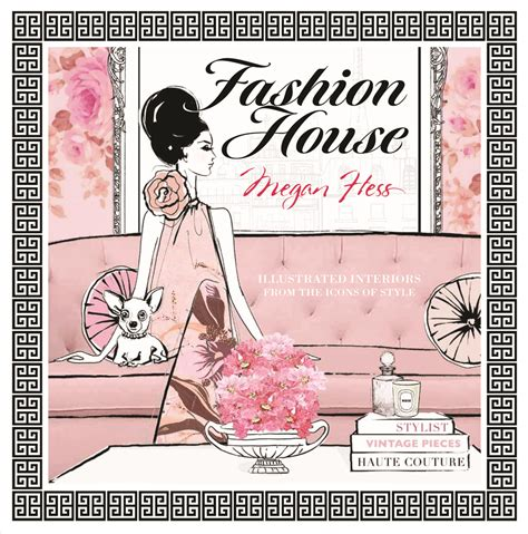 fashion house illustrated interiors fashion house illustrated interiors from the icons of style ninatchka com
