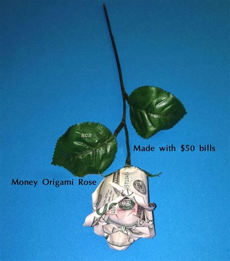 Origami With Bills - 717 best images about paper crafts on dollar