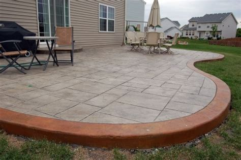What Does 500 Square Feet Look Like Concrete Patio Amp Driveway Contractor In Milwaukee