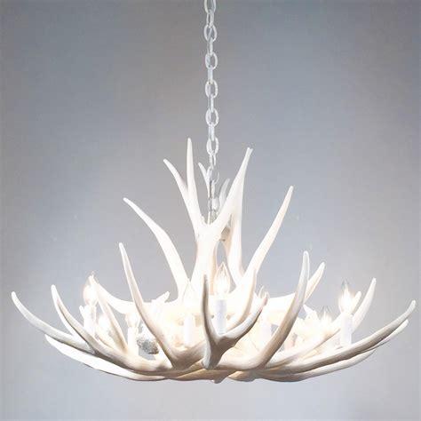 antler chandelier with crystals deer antler chandelier with crystals light fixtures