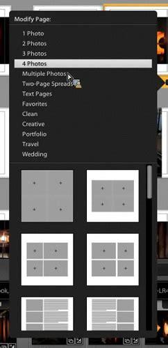 book layout lightroom digital imaging software preview adobe lightroom 4 beta
