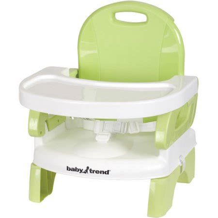 baby food booster seat baby trend portable high chair booster seat lime