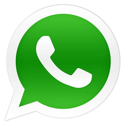 whatsapp logo transparent png stickpng
