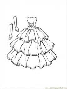 dress coloring pages free coloring pages of dress clothing