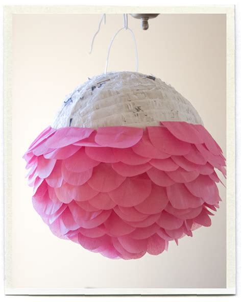 How To Make A Pinata With Tissue Paper - jaebellz diy pinata sort of