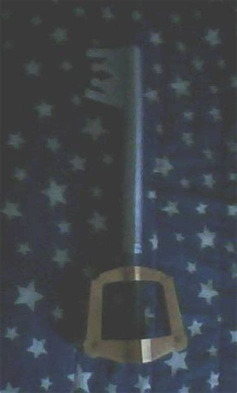 size keyblade papercraft by twilighttegan on deviantart