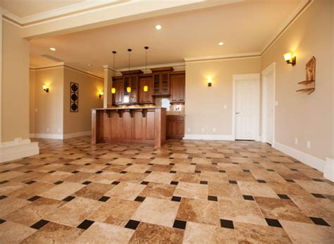 Beautiful Floors | powder room vinyl tile layout patterns joy studio design