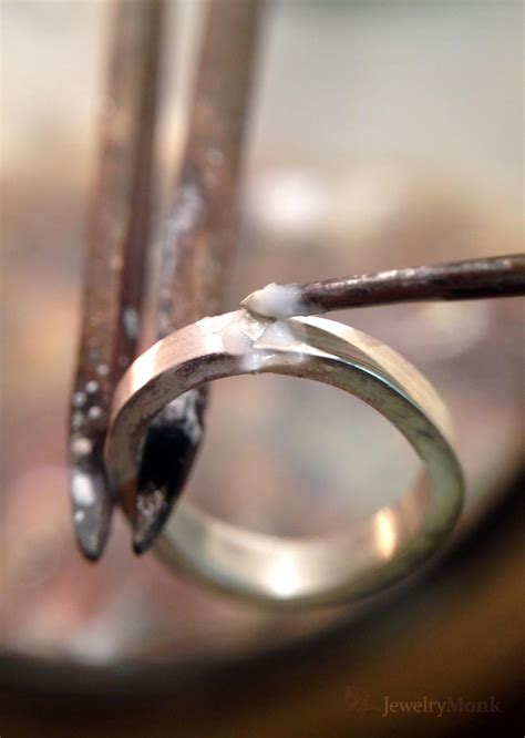 jewelry soldering how to use a soldering jewelrymonk together we can