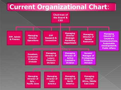Market Structure For Procter And Gamble Mba 502 by The L Oreal Presentation Avpatel Mba Fall 2012