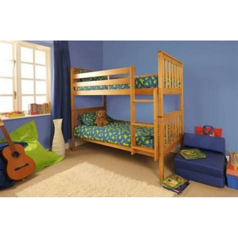 solid oak bunk beds premium handmade solid wood bunk bed