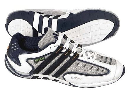 adidas equipment fencing shoes size 15 property room
