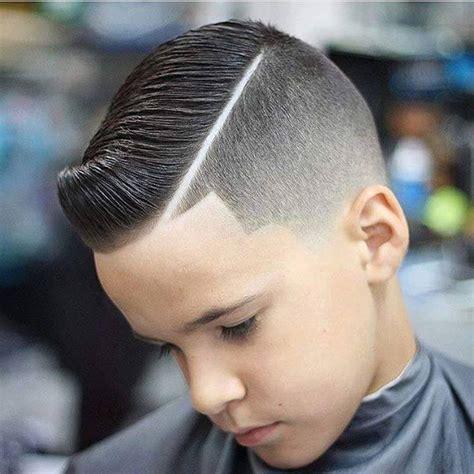 hairstylist potongan rambut anak laki laki potongan rambut anak anak model trend gaya