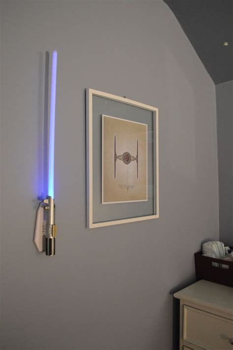 lightsaber bedroom light best images about star wars room pottery barn and