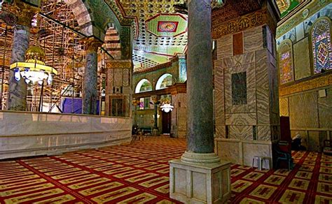 Dome Of Rock Interior by Dome Of The Rock Inside Www Pixshark Images