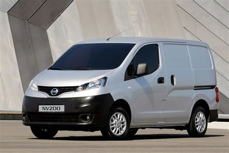 nissan nv200 new nissan nv200 diesel 1 5 dci 110 tekna van for sale