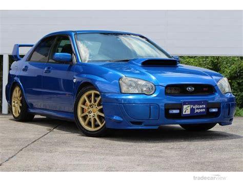 2004 Subaru Wrx Sti Price by Used Subaru Impreza Wrx Sti 2004 For Sale Stock