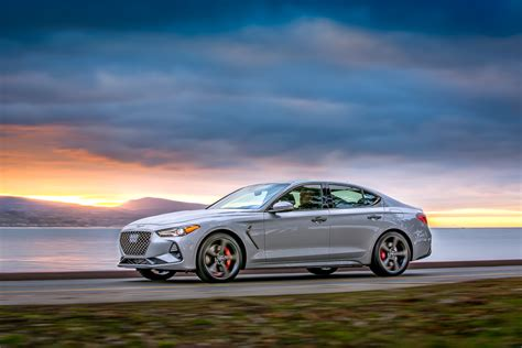 2019 Genesis Models by 2019 Genesis G70 Available With Manual Transmission In The