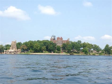 uncle sam boat tours cost boldt castle from uncle sam boat tours picture of boldt