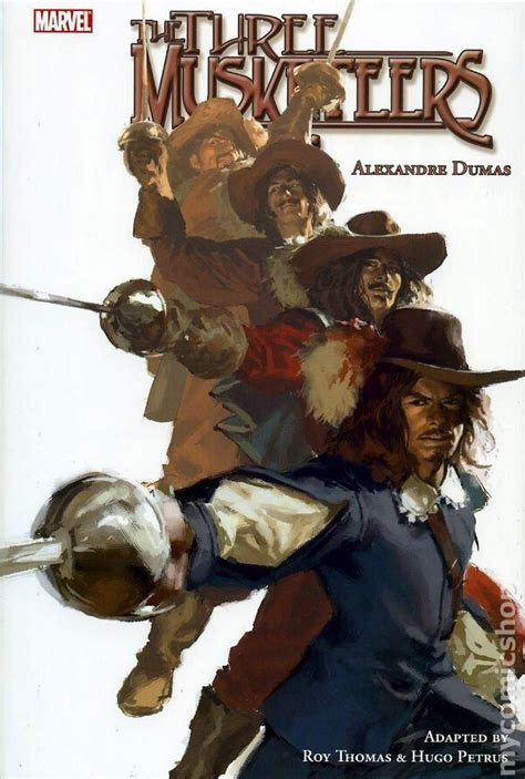 Marvel Illustrated The Three Musketeers 6 Book Series Ebooke Book comic books in marvel illustrated hc gn series