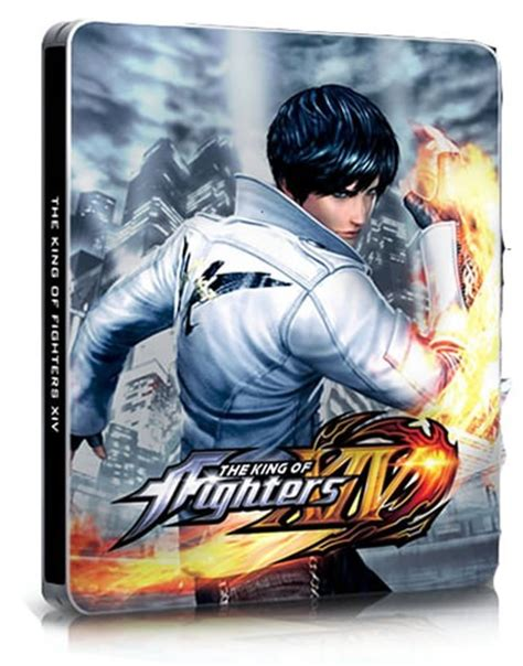 Kaset Ps4 The King Of Fighters Xiv Steelbook Launch Edition the king of fighters xiv steelbook para ps4 gameplanet