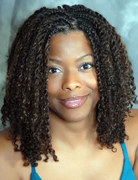 trist hairstyles for african american women over 50 charming twisted braids for african american women 2016