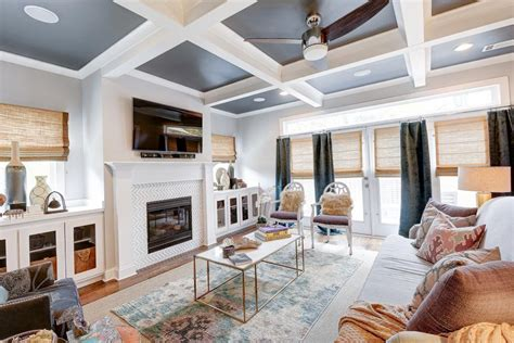 how to get into interior decorating 12 ways to incorporate a coffered ceiling into your home
