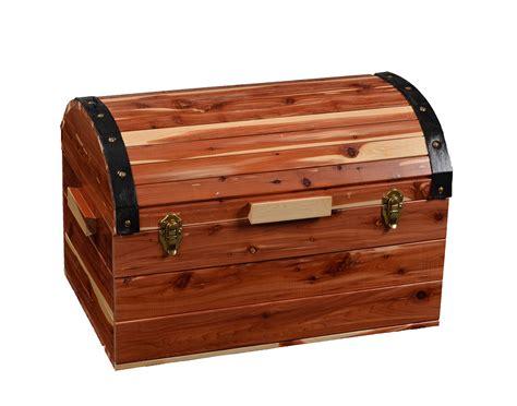 treasure chest cedar treasure chest